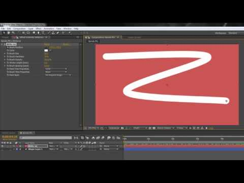 handwriting after effects tutorial torrent