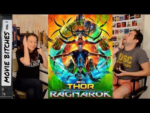 Thor Ragnarok | Movie Review | MovieBitches Ep 167