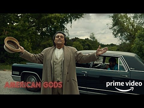 American Gods season 2 - Official Trailer | Prime Video