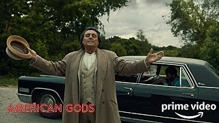 American Gods season 2 - Official Trailer | Prime Video