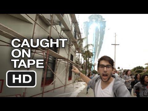 Man of Steel Alien Invasion Caught on Tape ! ! !