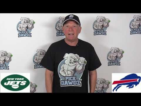 New York Jets vs Buffalo Bills NFL Pick and Prediction 12/29/19 Week 17 NFL Betting Tips