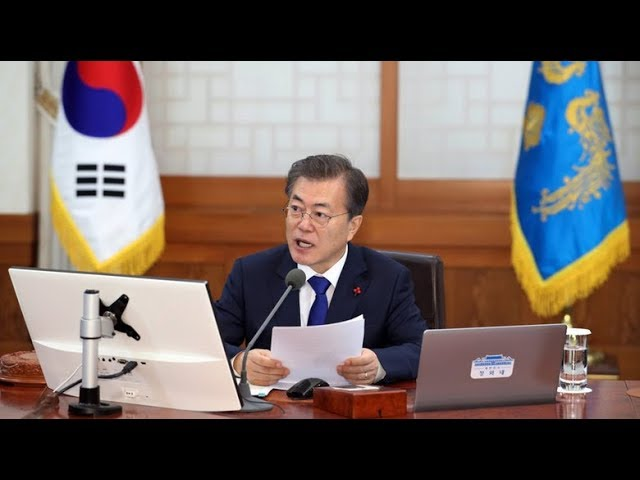 South Korea offers talks with North on Winter Olympics co-operation