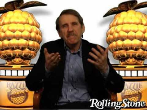 At the Movies With Peter Travers - On The Razzie Awards