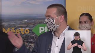 ŽIVĚ: Plzeň aktuálně 19.3.2020