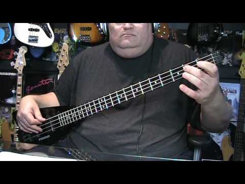 The Honeydrippers Sea of Love Bass Cover with Notes & Tab