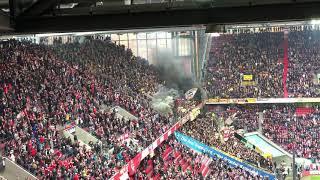 Pyro Show Dynamo Dresden in Köln 10.11.18 (8:1)