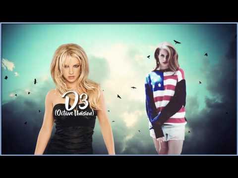 Britney Spears VS Lana Del Rey : Lower Register Battle (F♯2 - A3)