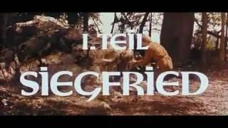 Die Nibelungen - Teil I  Siegfried (1966) / Trailer