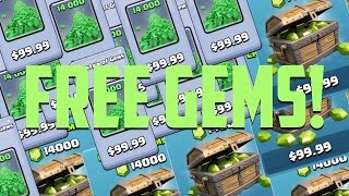 How to Get Free Gems in Clash of Clans & Clash Royale! thumbnail