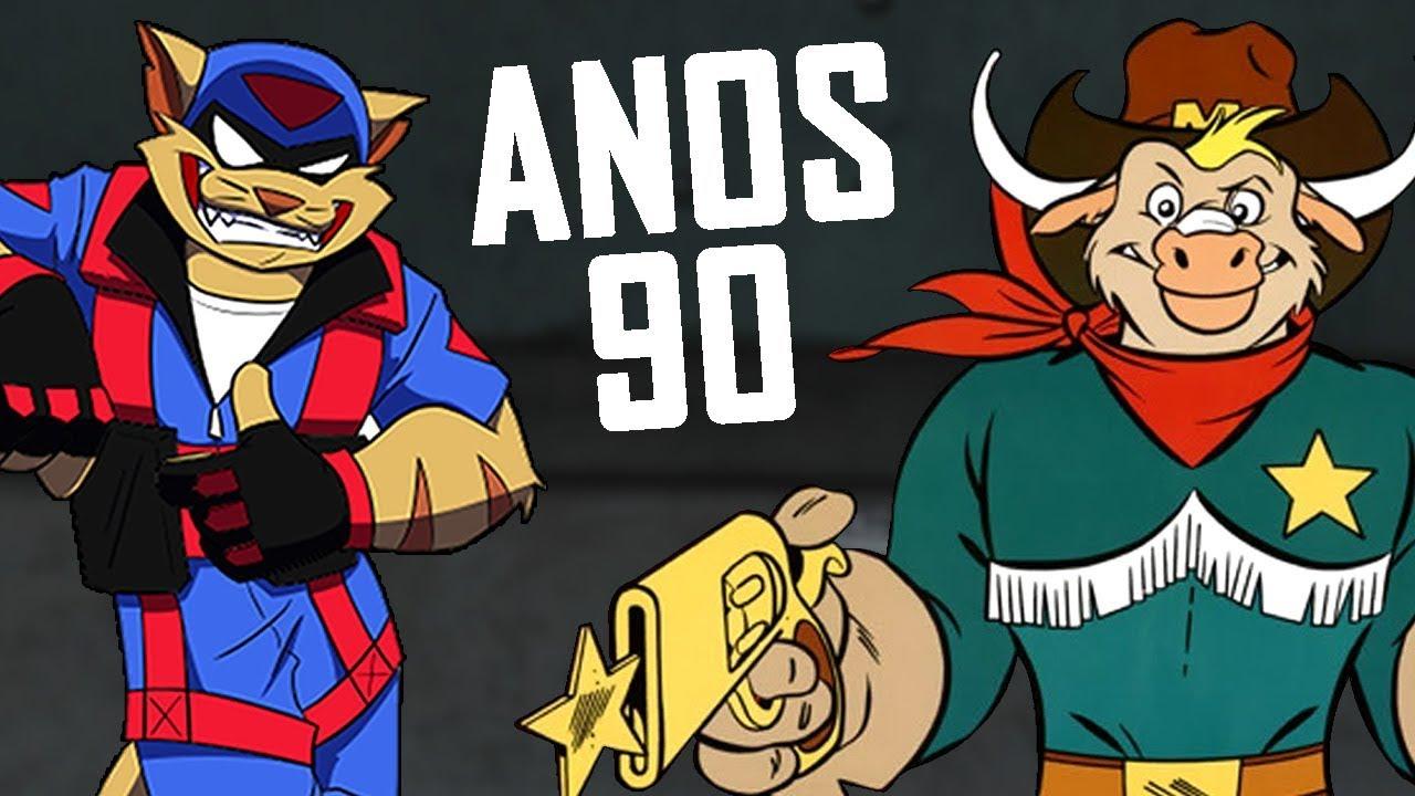 10 Desenhos Esquecidos Dos Anos 90