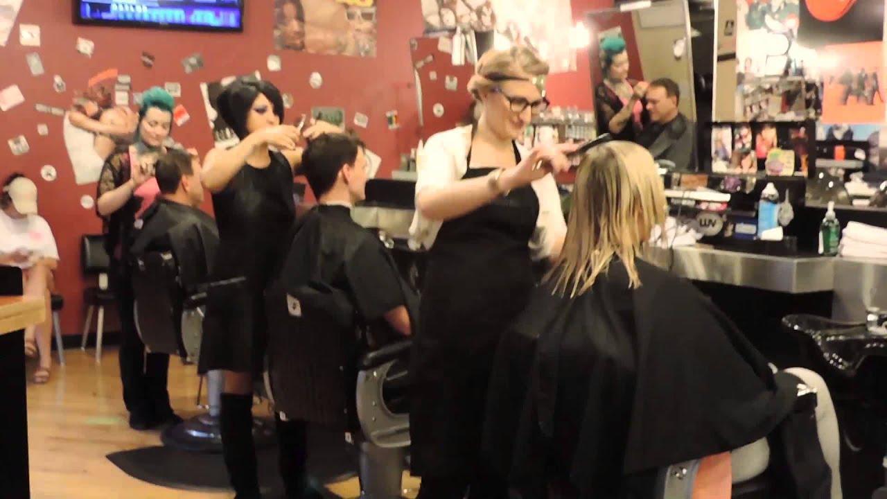 Floyds Barbershop Uptown West Village Dallas Youtube