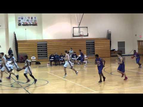 AOA Boys Basketball v. Steel Academy 11/23/15