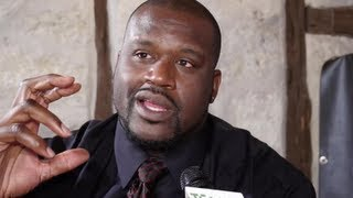 Pitch Shaq Your Startup Idea | TechCrunch At SXSW 2013