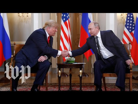 Trump to Putin: 'I think we'll end up having an extraordinary relationship'