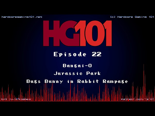Top 47k Games Episode 022 - Bangai-O, Jurassic Park, Bugs Bunny in Rabbit Rampage