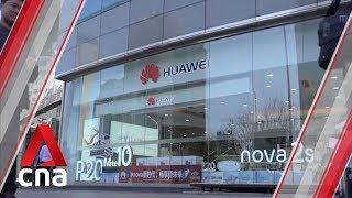 google-warns-national-security-risks-huawei-ban-report