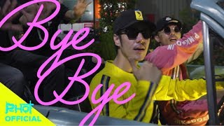 Bye Bye - P-HOT ft.YOUNGOHM - (Official MV) Prod.DeejayB thumbnail