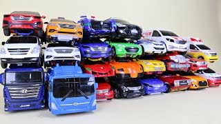 헬로 카봇 또봇 24대변신 hello carbot transformation 24car toys robot toy
