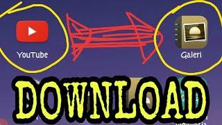 Download lagu Cara Mudah Menyimpan Video dari YOUTUBE ke GALERI (Download videos from youtube)