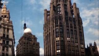 【町並み】1950年代のシカゴ【戦後】