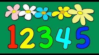 Counting 1 - 15 | Children's song for learning to count [numbers & counting]