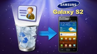 Galaxy S2/S3/S4 Recovery: How to Recover Deleted Contacts on Samsung Galaxy S2/S3/S4?