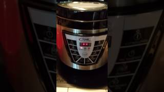 Cooking Spaghetti in my Pressure cooker XL