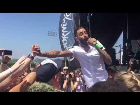 Assuming We Survive - Full Set - Vans Warped Tour - Pomona, CA 6/21/18