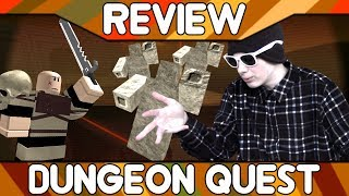 Dungeon Quest: The Endless Grind [ROBLOX Game Review]