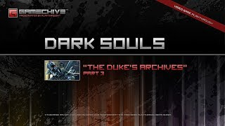 Dark Souls (PS3) Gamechive (The Duke's Archives, Part 3/4) [NG]