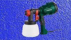 Parkside Paint Sprayer PFS 400 A1 Unboxing Testing