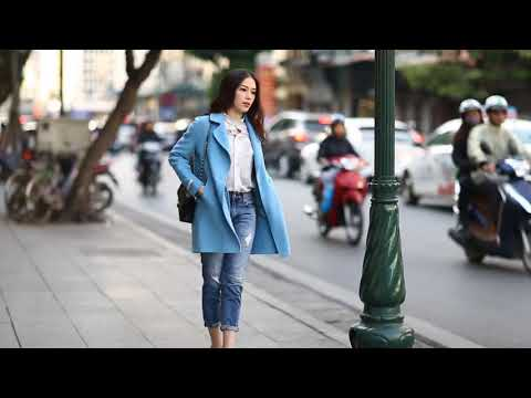 Chic Land   THE ITALIAN WOOL COAT   HAND MADE BY CHIC LAND ÁO DẠ