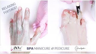 TUTORIAL | SPA MANICURE & PEDICURE | HOW TO INCORPORATE Q&LU SPA ESSENTIALS INTO YOUR SERVICES
