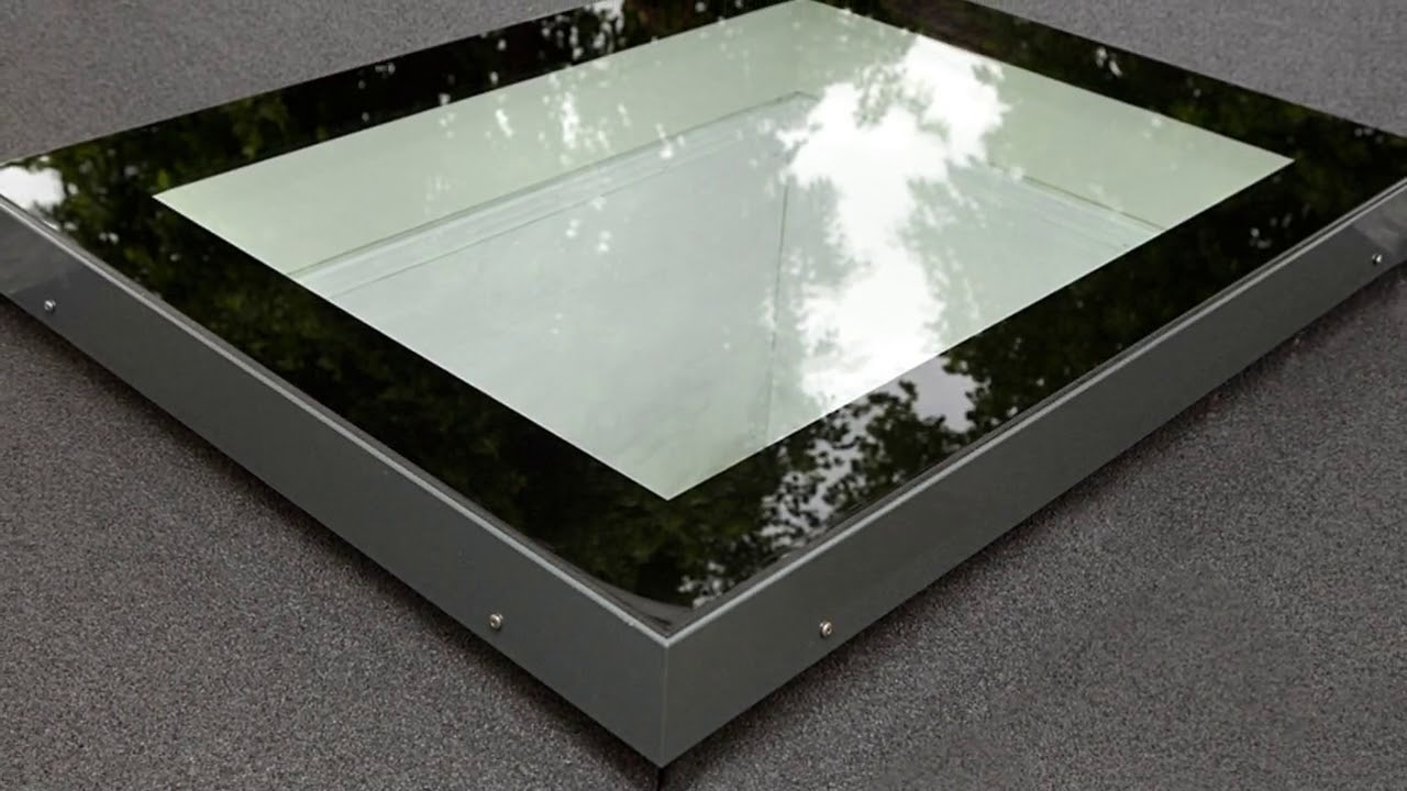 Flat Roof Skylights For Homes Ideas