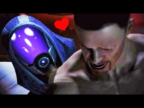 Mass Effect 3 Tali Worst Romance Scene ME3 CutScenes & Commander Shepard from YouTube · Duration:  3 minutes 20 seconds