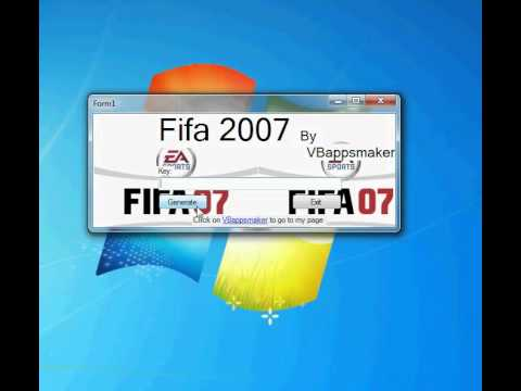 crack for fifa 07 game