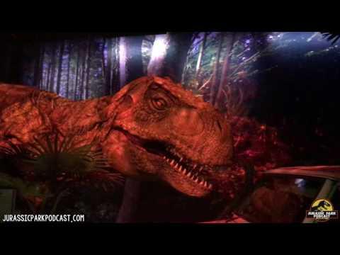 Tyrannosaurus Rex Kingdom - Jurassic World: The Exhibition