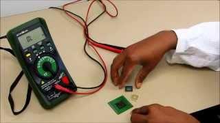 Micro Gigasnap BGA Socket Adapter