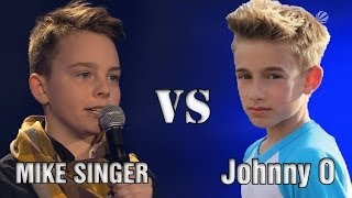 Mike Singer VS Johnny Orlando - Beauty and a Beat (Justin Bieber Cover)