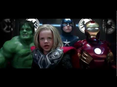 The Avengers: The Little Avengers (Comercial de TV)