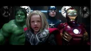 The Avengers: The Little Avengers (Comercial de TV)