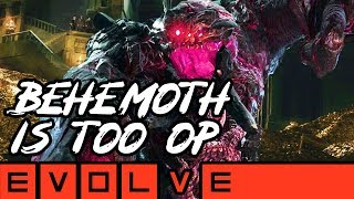 Baixar BEHEMOTH TOO OP?! Evolve Gameplay Stage Two (NEW EVOLVE 2019 Monster Gameplay)