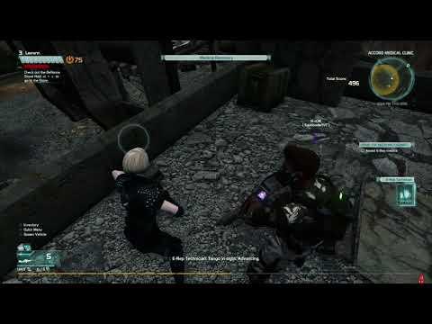 Defiance 2050 Assassin Combine with Assault Class Assist E Rep Medics