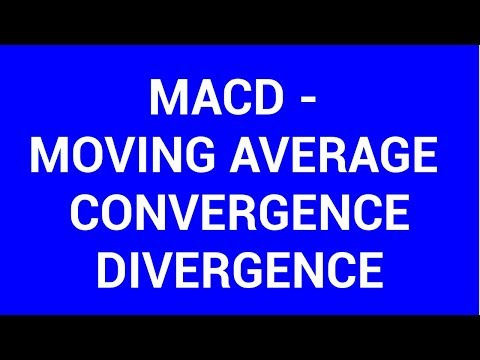 MACD - Moving Average Convergence Divergence | HINDI