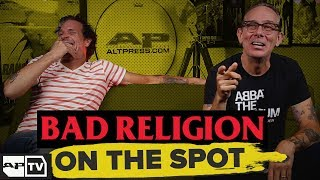 Download Bad Religion On the Best Punk Albums of All Time, Choose The mt. Rushmore of Punk Rock