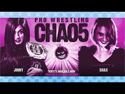 Shax Vs Jinny (Maiden of Chaos Champion) - 9th June 2018