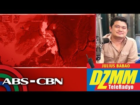 DZMM TeleRadyo: Typhoon 'Maria' to enter PAR