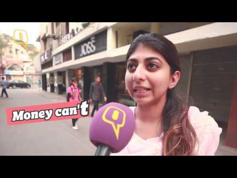 The Quint: vox pop monster second video