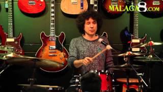 Clinic Paiste por José Bruno en Madrid Musical - Español